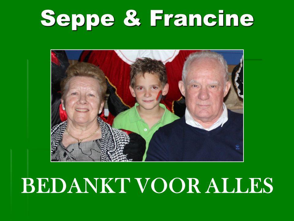 Seppe & Francine BEDANKT VOOR ALLES 33