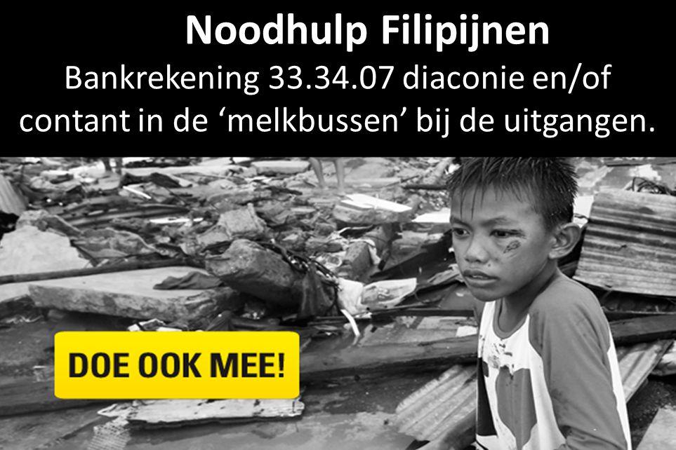 NNNoodhulp Filipijnen