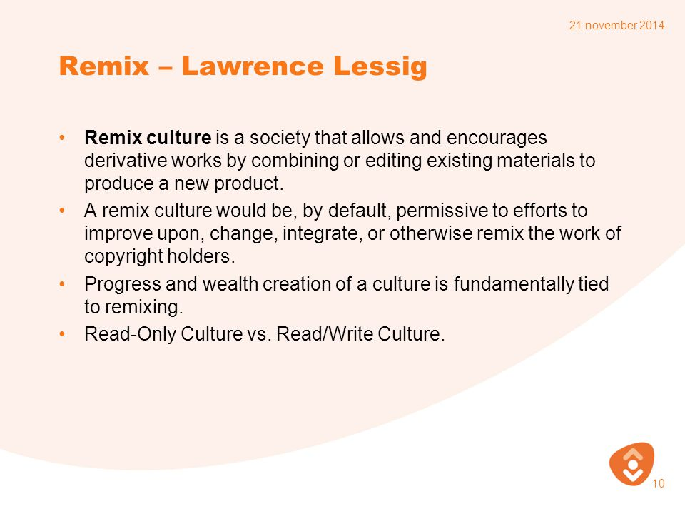 Remix – Lawrence Lessig