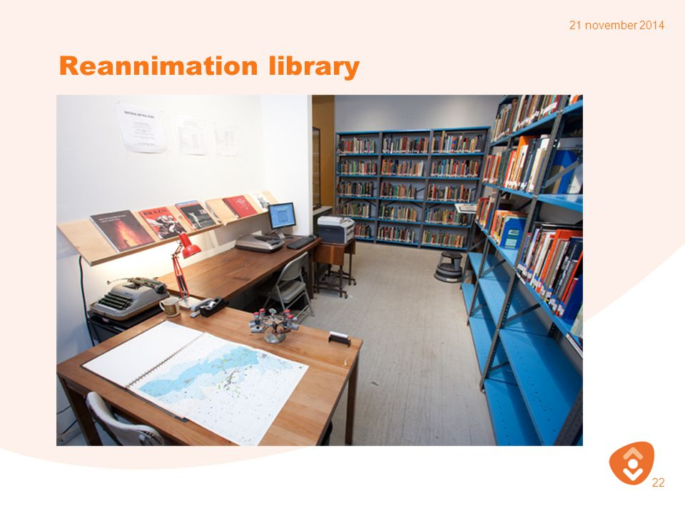 7 april 2017 Reannimation library