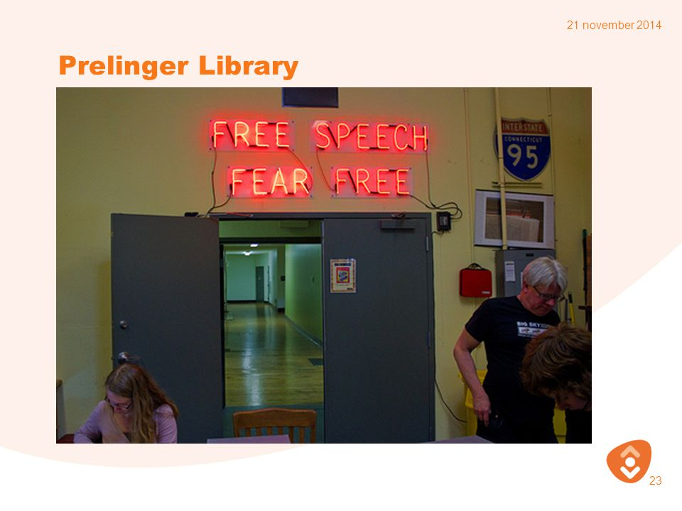 7 april 2017 Prelinger Library