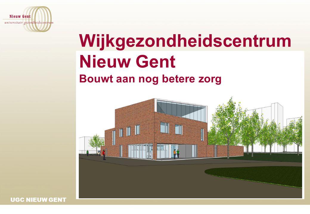 Wijkgezondheidscentrum Nieuw Gent