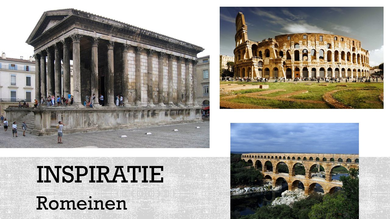 INSPIRATIE Romeinen