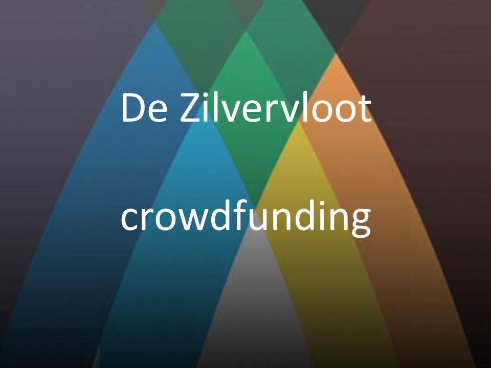 De Zilvervloot crowdfunding