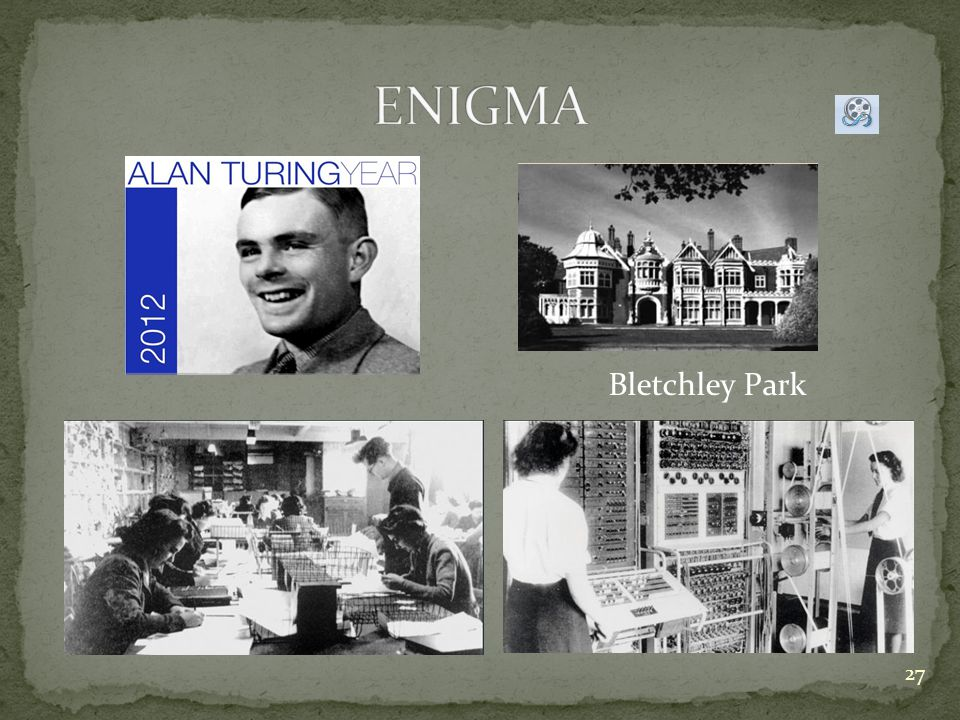 ENIGMA Bletchley Park
