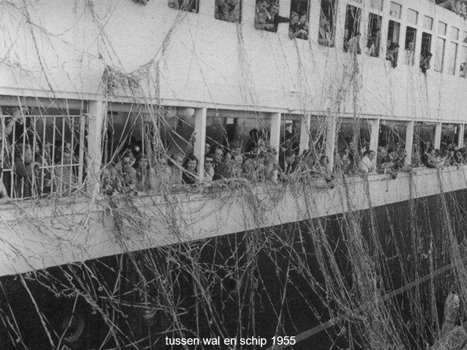 tussen wal en schip 1955