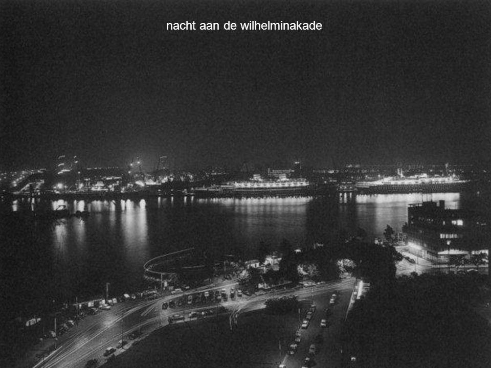nacht aan de wilhelminakade