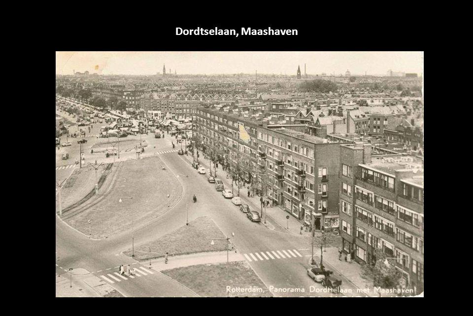 Dordtselaan, Maashaven