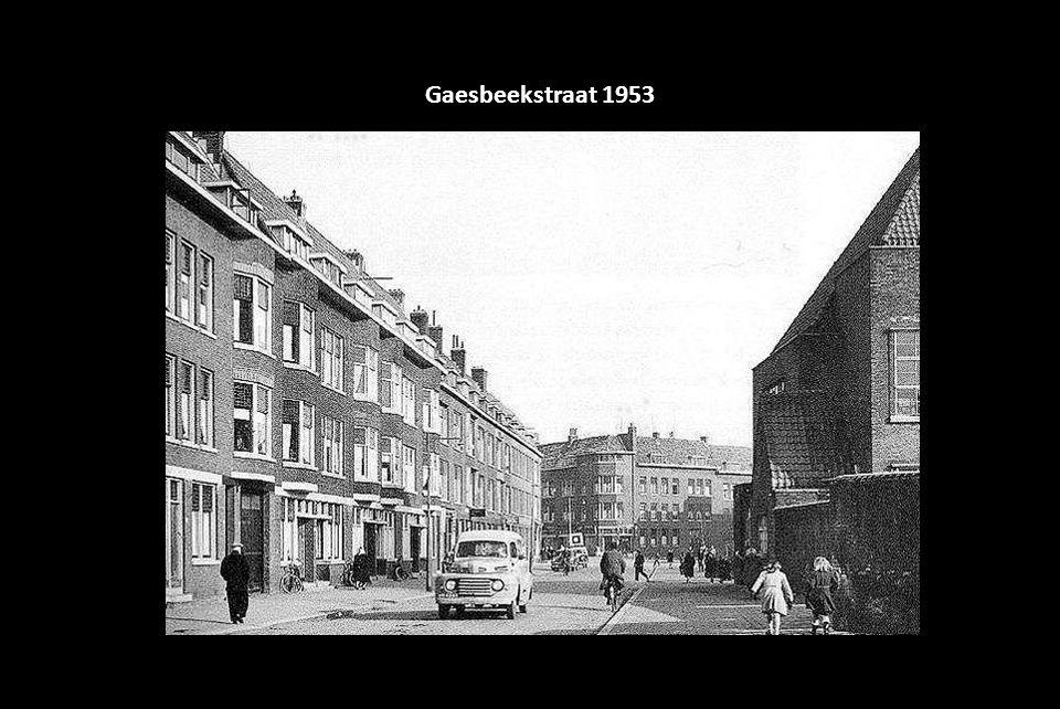 Gaesbeekstraat 1953