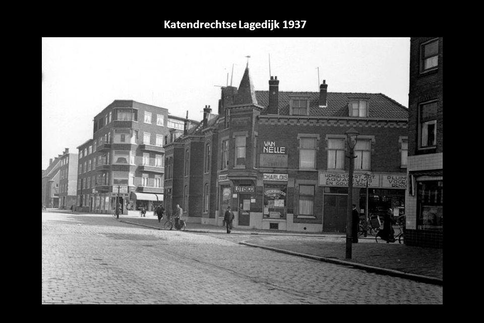 Katendrechtse Lagedijk 1937