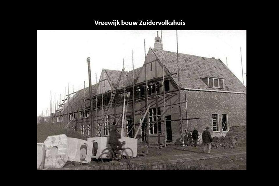 Vreewijk bouw Zuidervolkshuis