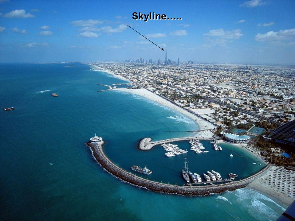 Skyline…..