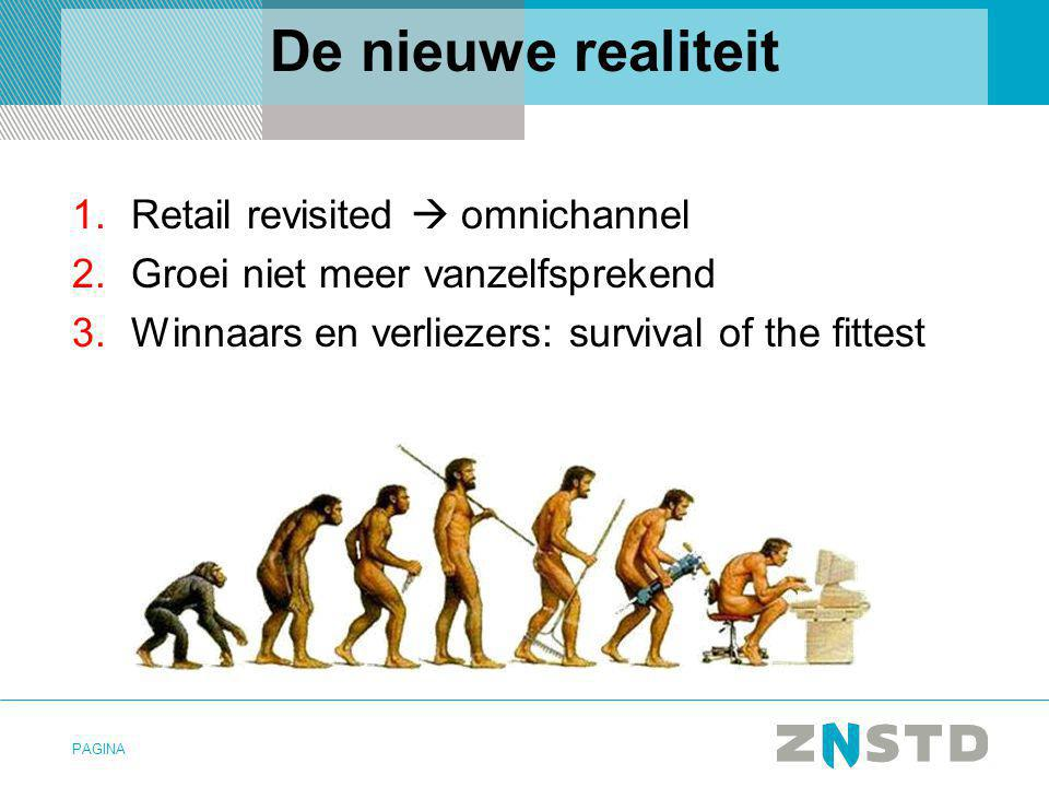 De nieuwe realiteit Retail revisited  omnichannel