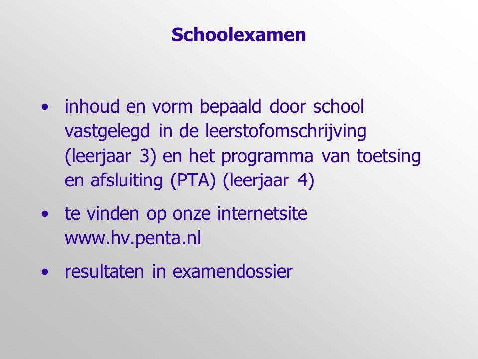 te vinden op onze internetsite www.hv.penta.nl