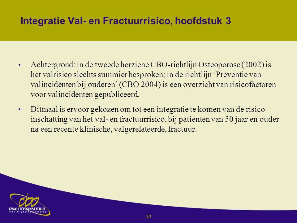 Integratie Val- en Fractuurrisico, hoofdstuk 3