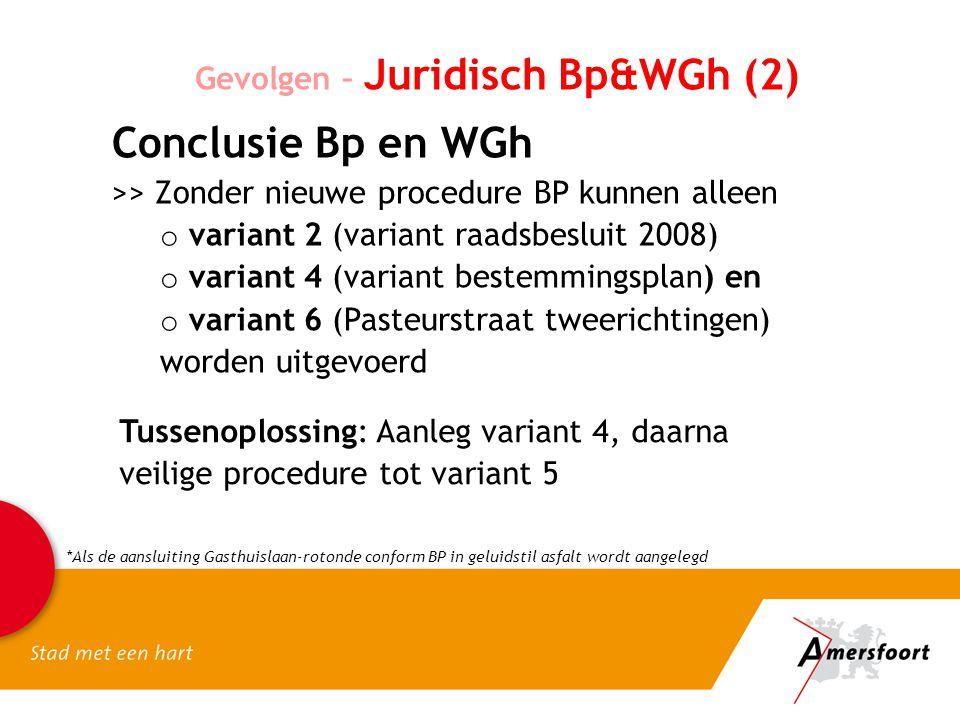 Conclusie Bp en WGh Gevolgen – Juridisch Bp&WGh (2)