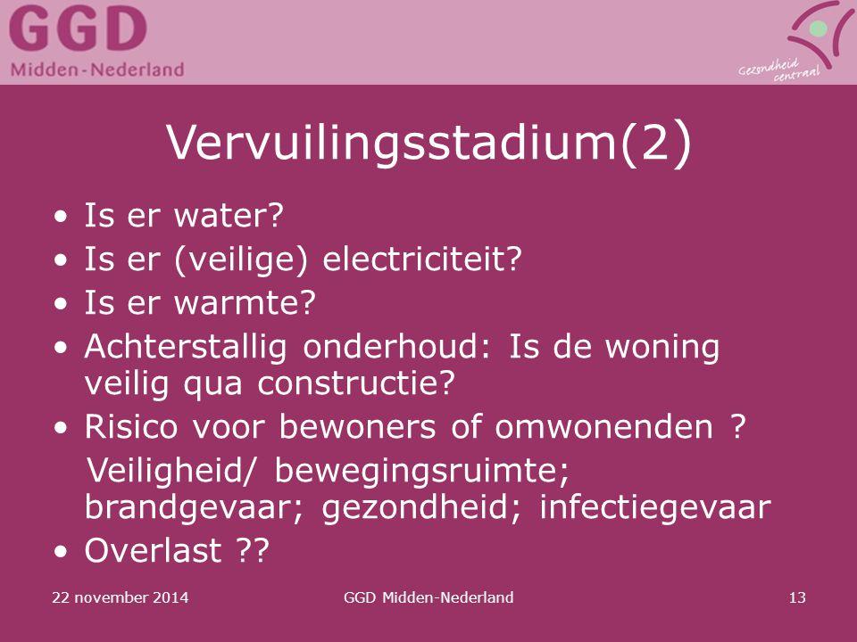 Vervuilingsstadium(2)