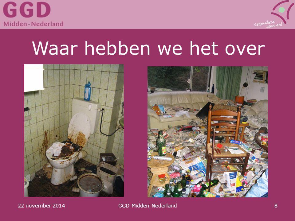 Waar hebben we het over 7 april 2017 GGD Midden-Nederland