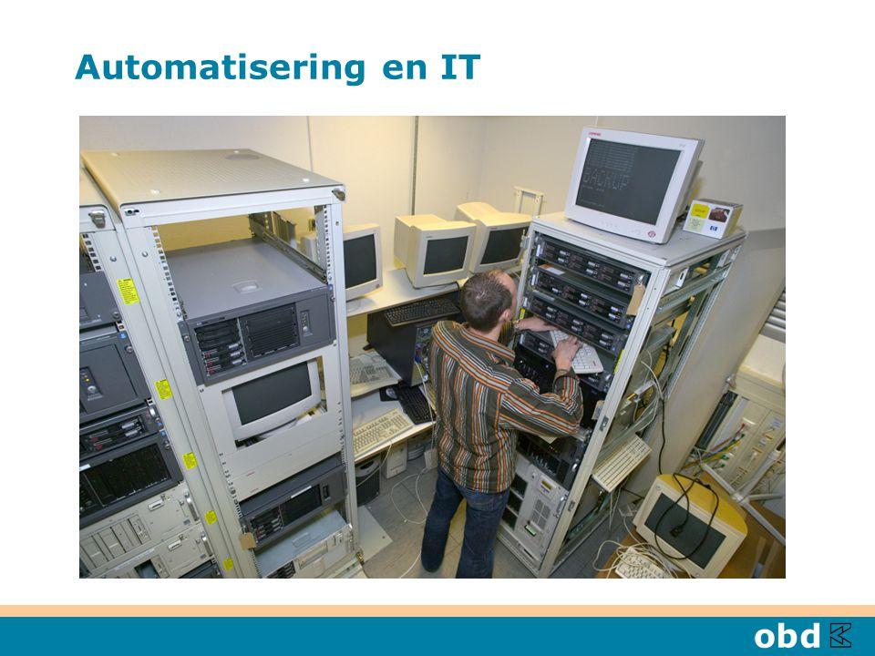 Automatisering en IT