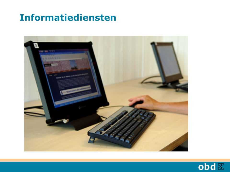 Informatiediensten