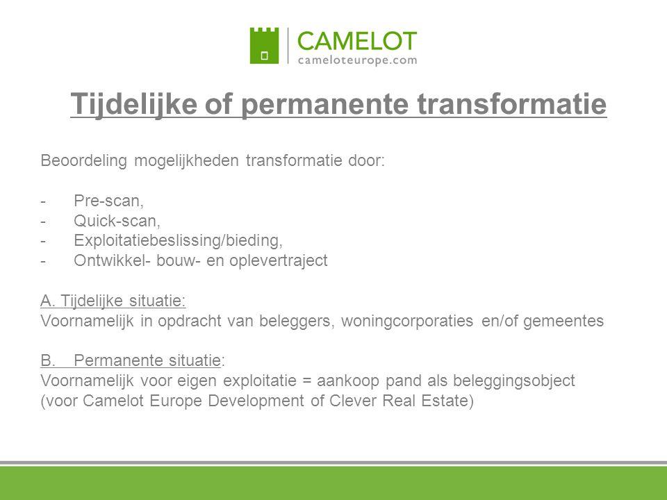 Tijdelijke of permanente transformatie