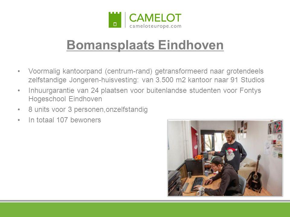 Bomansplaats Eindhoven