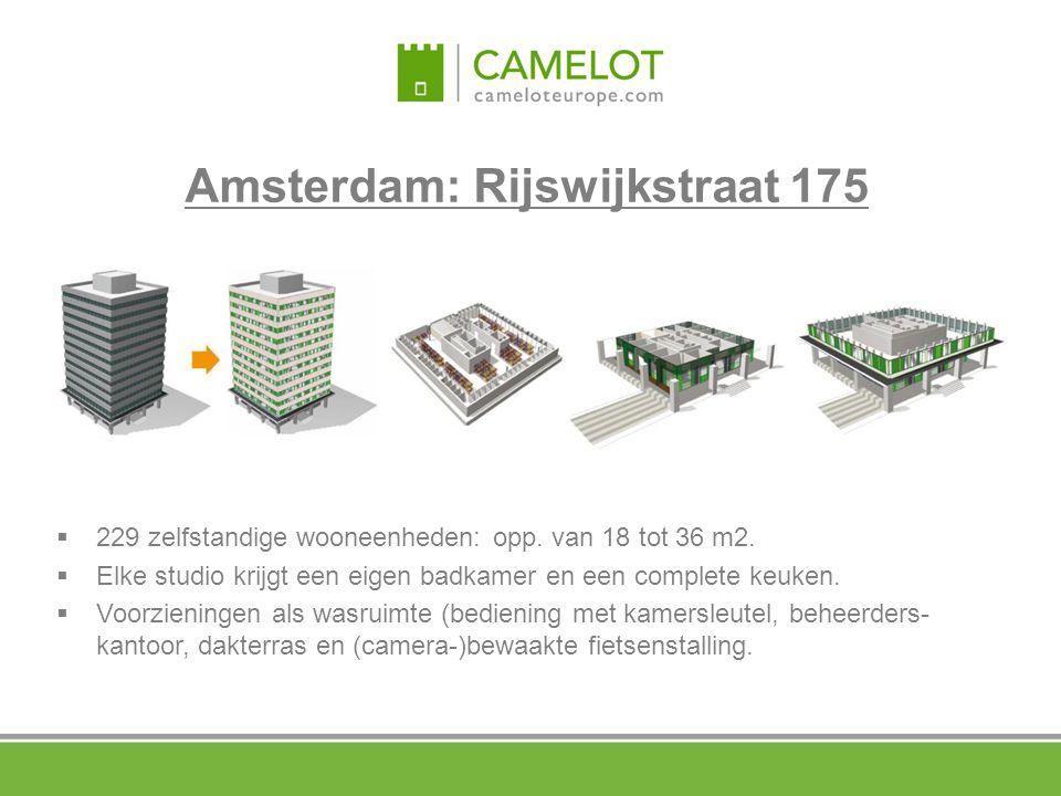 Amsterdam: Rijswijkstraat 175