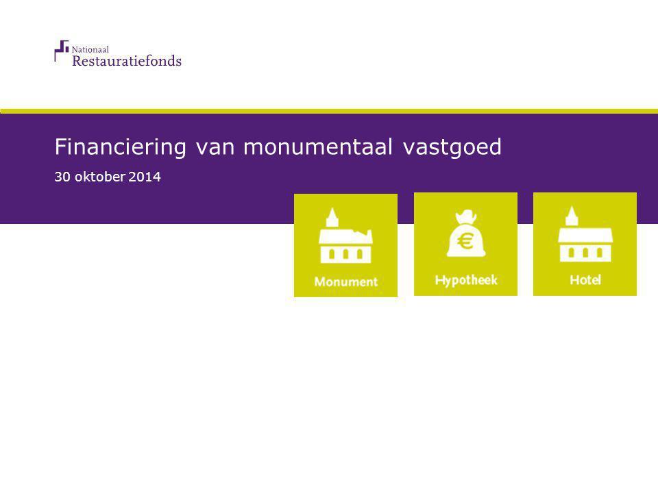 Monument: lust of last Maatschappelijk Vastgoed congres 2014