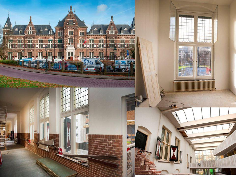 Case: Zeevaartschool in Vlissingen