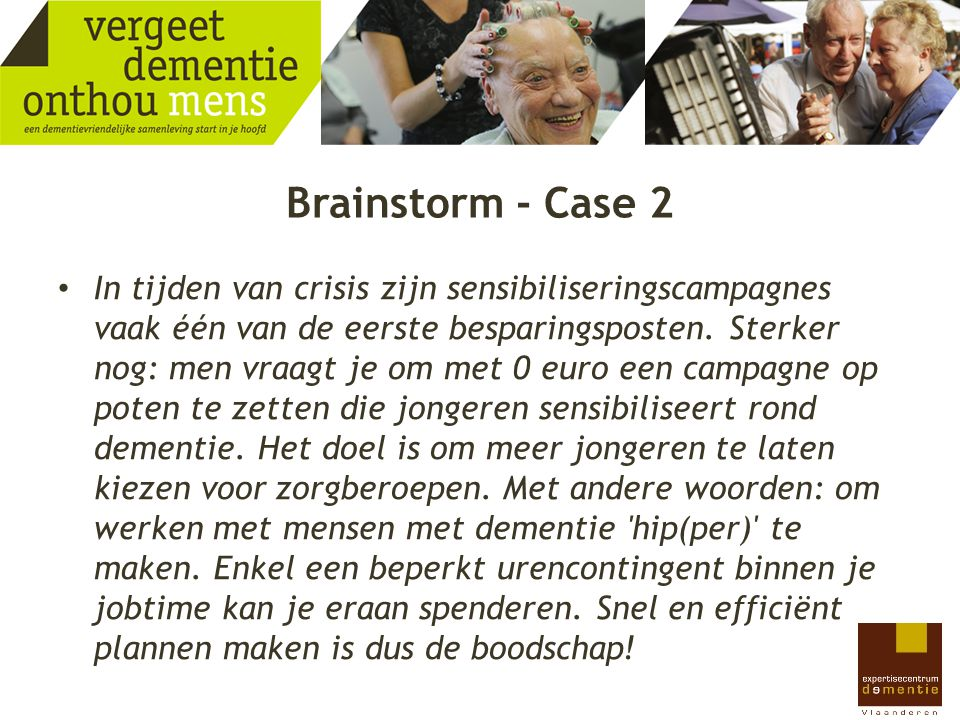Brainstorm - Case 2
