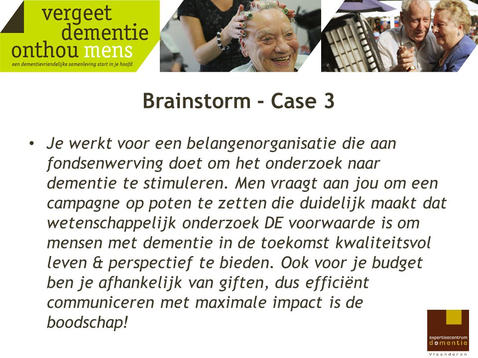 Brainstorm - Case 3