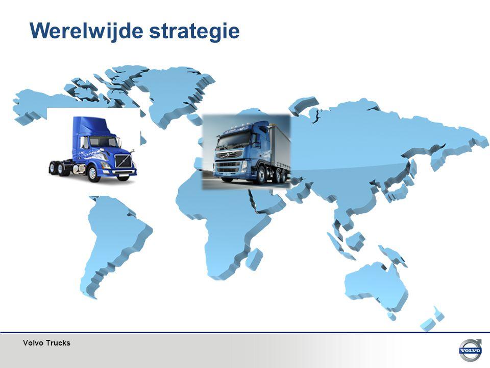Werelwijde strategie