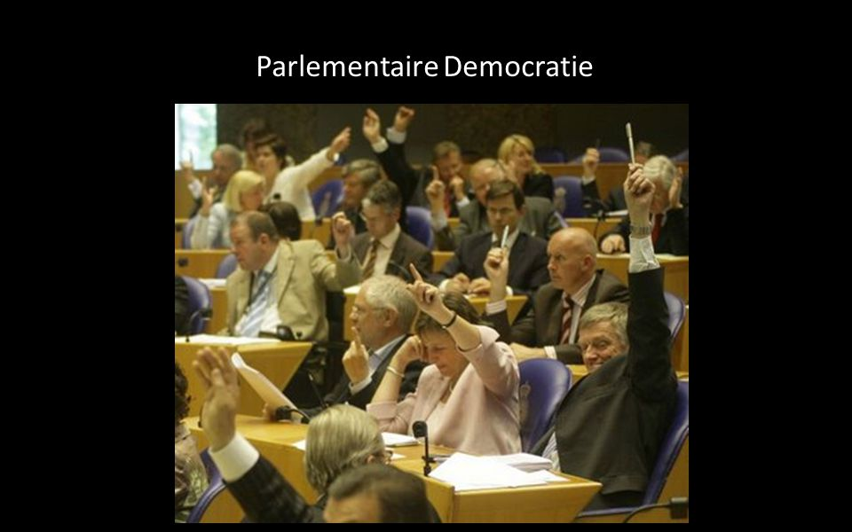 Parlementaire Democratie