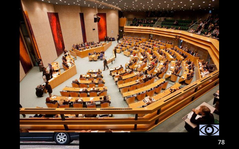 Koninklijke besluiten: besluit waar de Eerste en Tweede Kamer niet over meebeslissen.