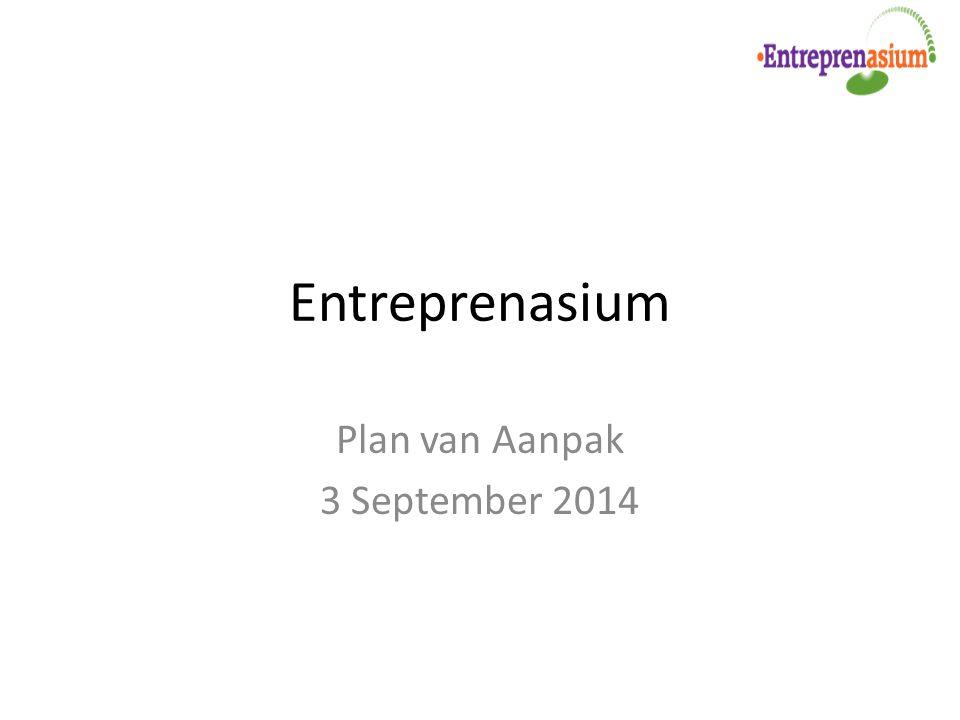 Plan van Aanpak 3 September 2014