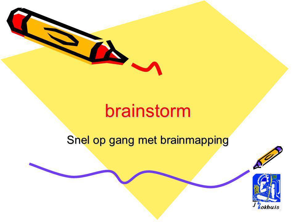 Snel op gang met brainmapping