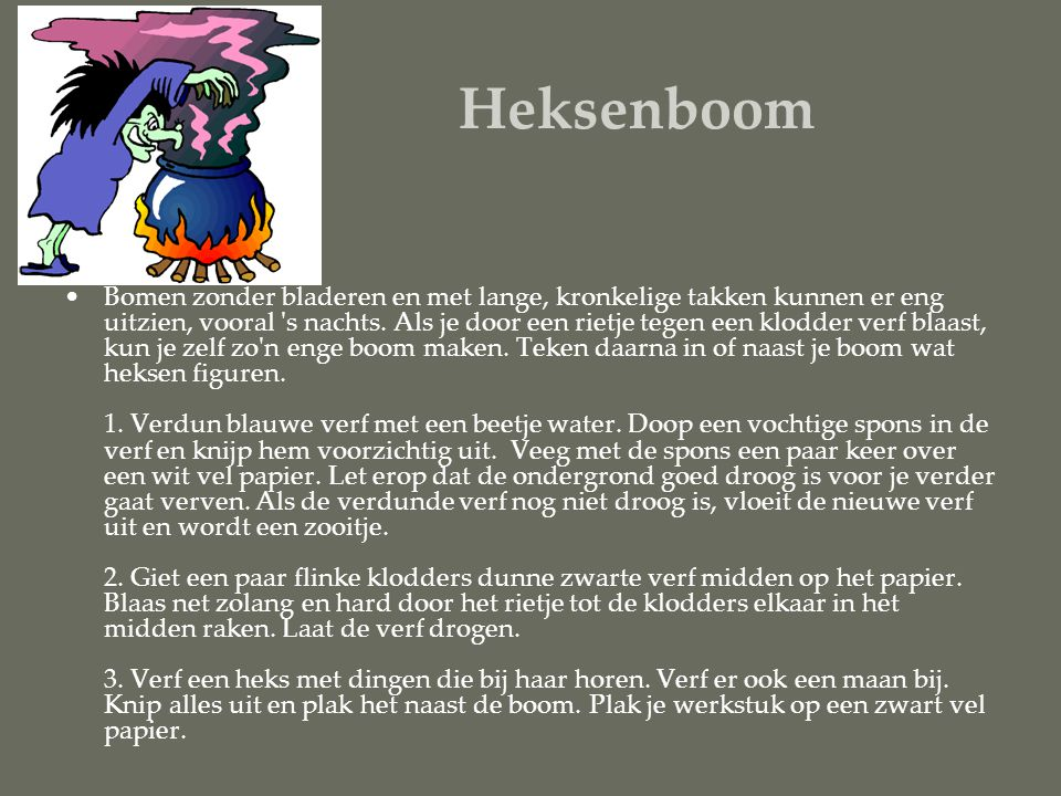 Heksenboom