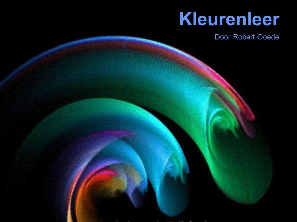 Kleurenleer Door Robert Goede