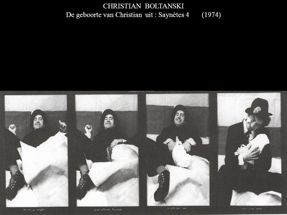 De geboorte van Christian uit : Saynètes 4 (1974)