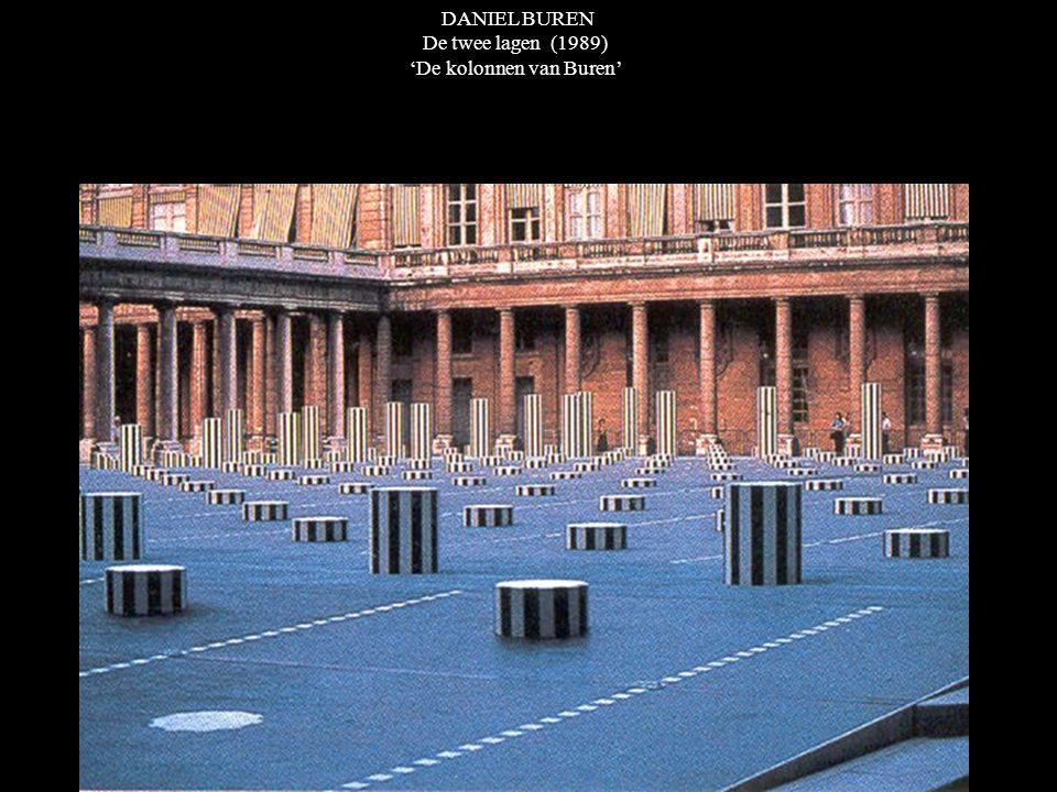 'De kolonnen van Buren'