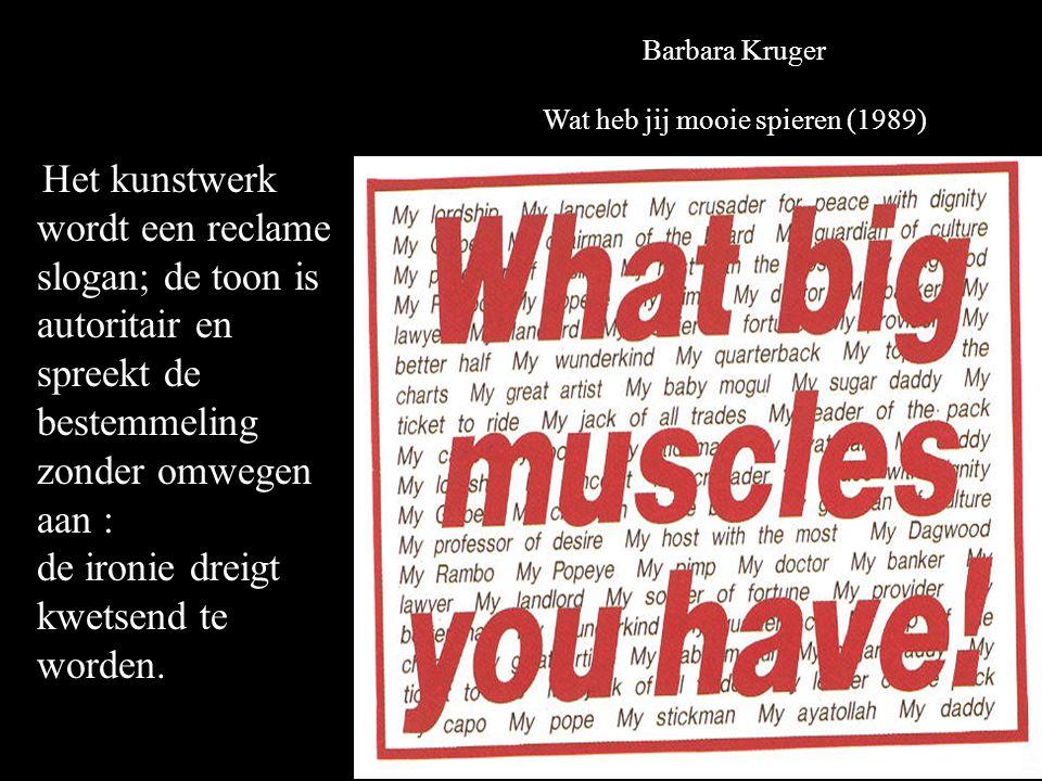 Wat heb jij mooie spieren (1989)