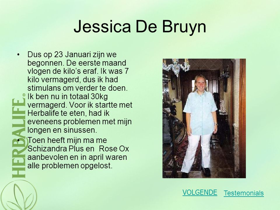 Jessica De Bruyn