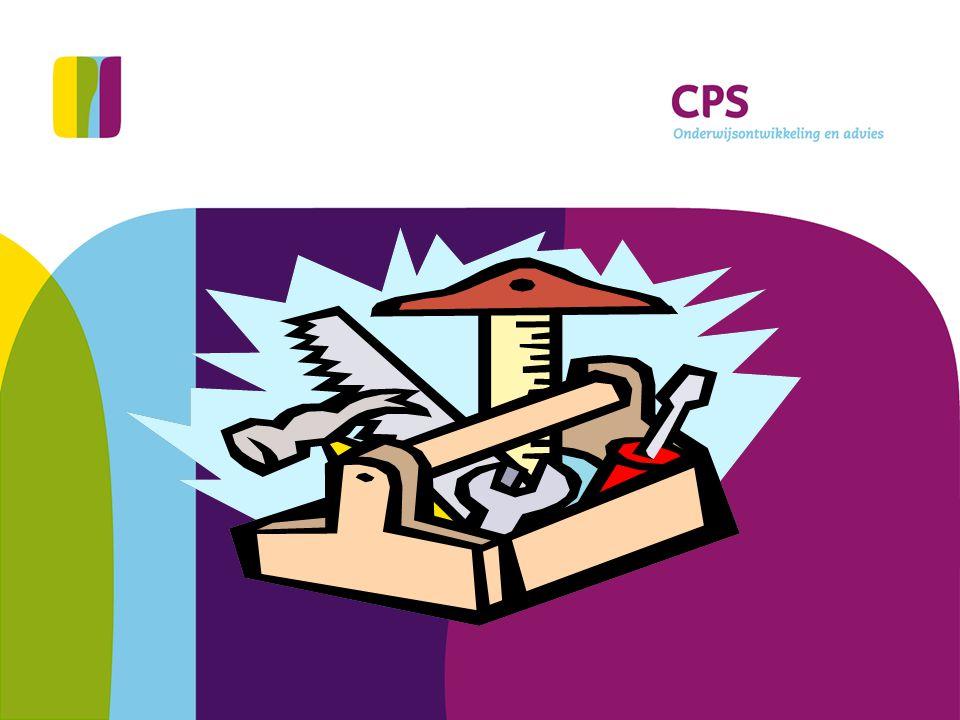 © CPS Onderwijsontwikkeling en advies
