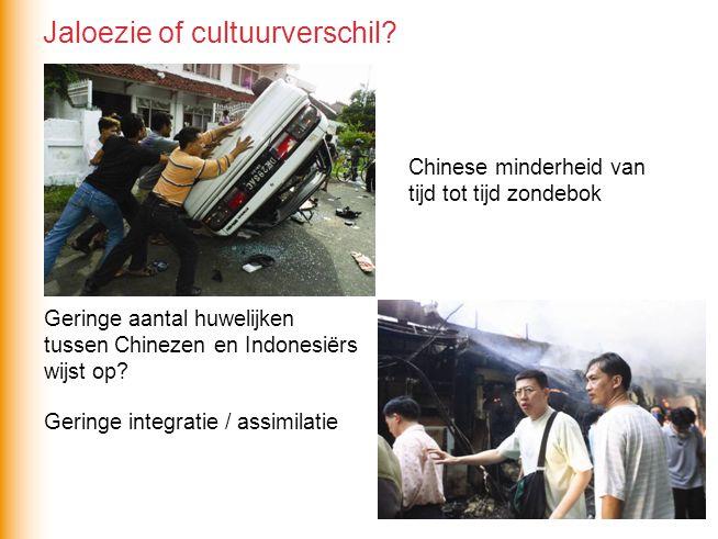 Jaloezie of cultuurverschil