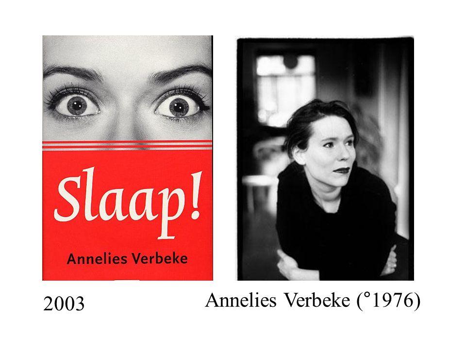 Annelies Verbeke (°1976) 2003