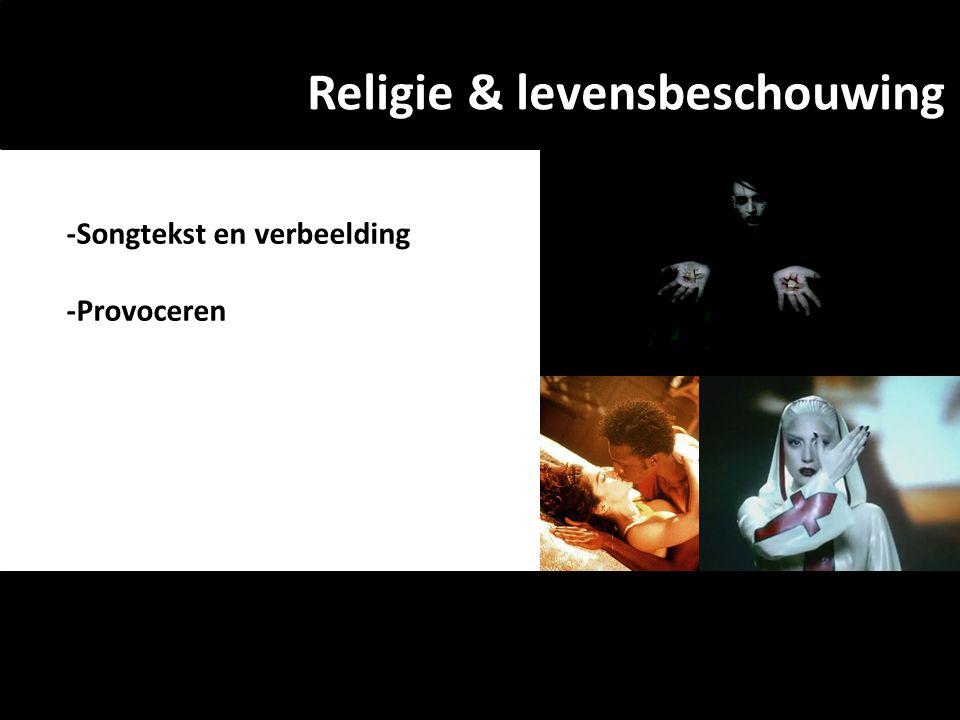Religie & levensbeschouwing