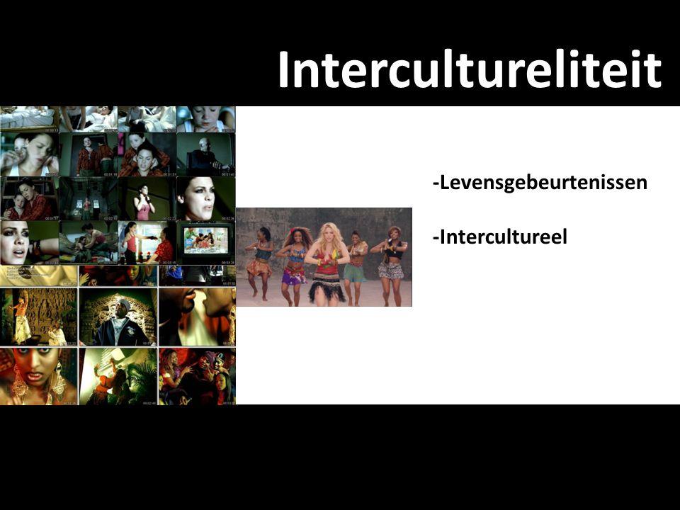 Intercultureliteit -Levensgebeurtenissen -Intercultureel