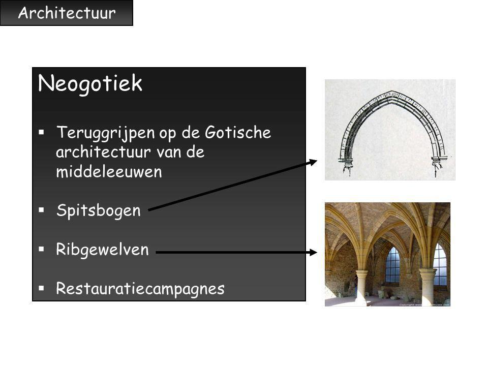 Neogotiek Architectuur