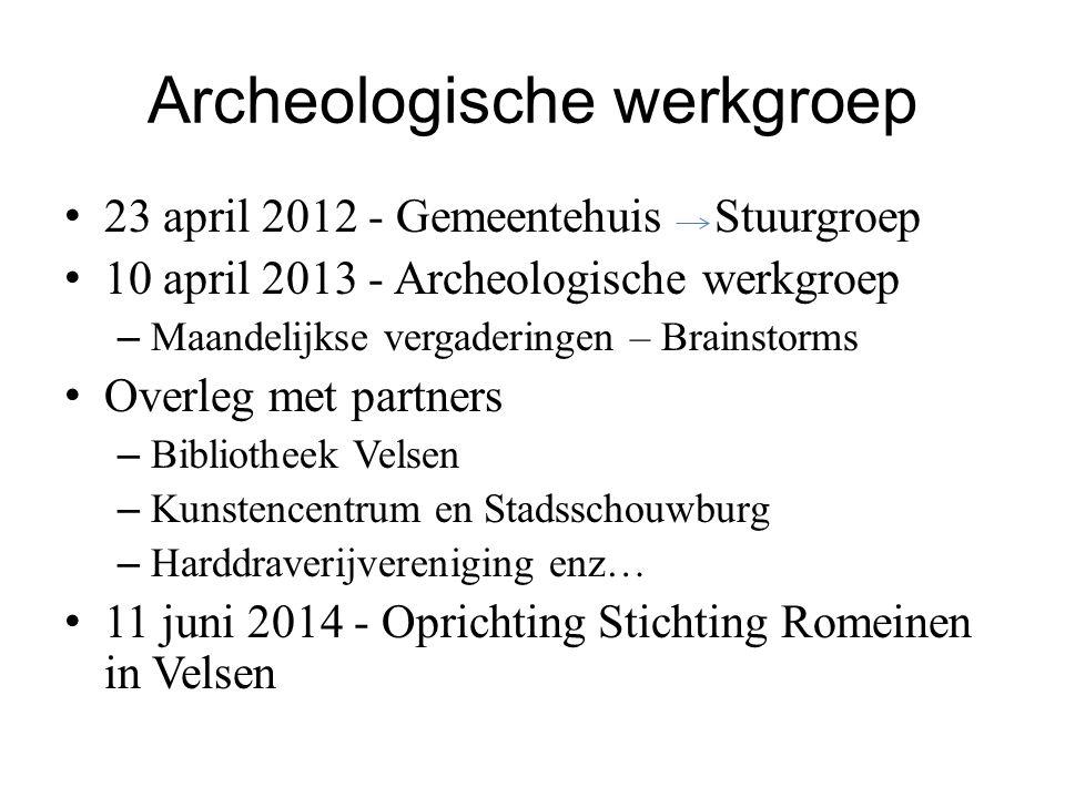 Archeologische werkgroep