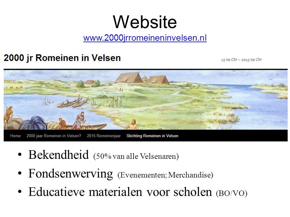 Website www.2000jrromeineninvelsen.nl
